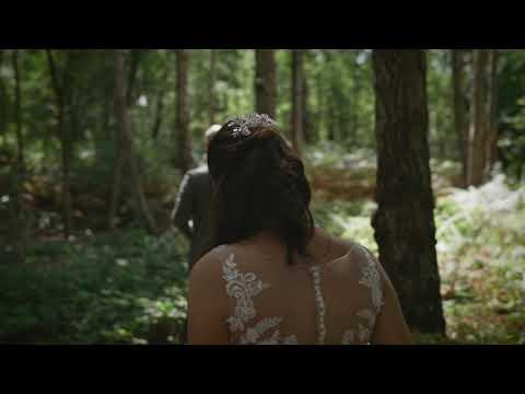 Walsh Films Cheshire Woodland Weddings Shoot Day