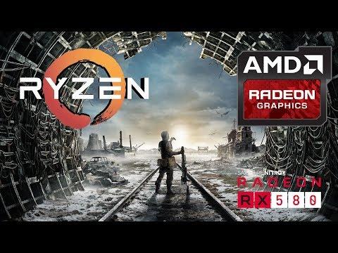 Download Metro Exodus Benchmark Amd Ryzen 5 1600x Radeon Rx