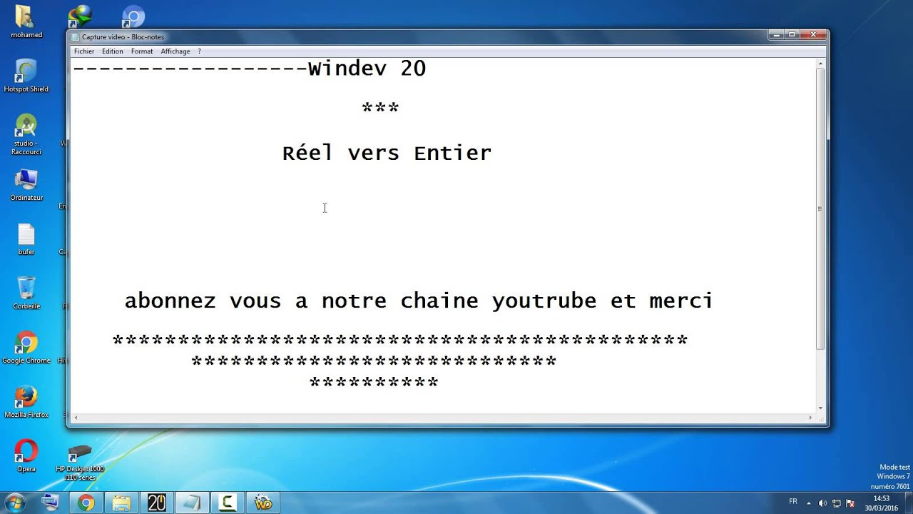 windev 20 avec crack utorrent