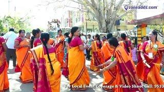 Kailasigiri Mallikarjuna Swamy Temple | Kolatam Dance |  HB Colony | Hyderabad | zoneadds.com