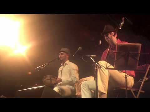 Duo Noites Cariocas au Cabaret Sauvage