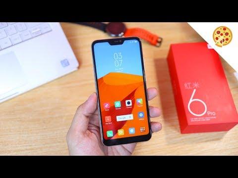 Unboxing Xiaomi Redmi 6 Pro - Mi A2 lite ???