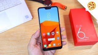 Unboxing Xiaomi Redmi 6 Pro - REDMI PALING