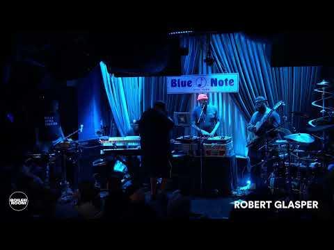 Robert Glasper: J Dilla Tribute | Boiler Room NYC