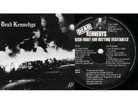 Dead Kennedy's - Let's Lynch The Landlord (Lyrics/Slideshow)
