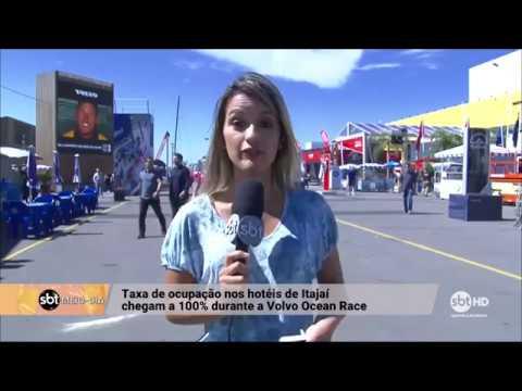 Volvo Ocean Race movimenta a economia em Itajaí