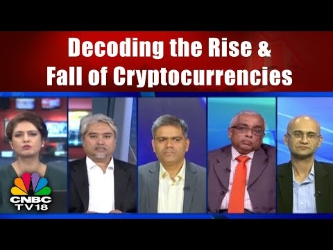 Decoding the Rise & Fall of Cryptocurrencies | Cryptocurrency Phenomenon | CNBC TV18