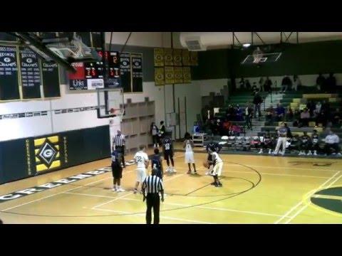 Columbia County, GA JV Basketball Tournament 2016