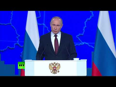 We don't want confrontation with US, but our partners continue their unconstructive policy – Putin