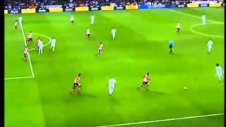 cristiano ronaldo fantastic penalty real madrid vs athletic bilbao 4 1 01 22 2012