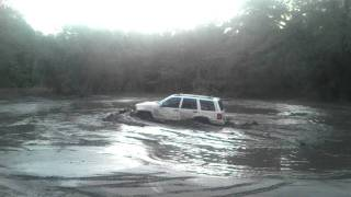 Jeepin in the mud 2