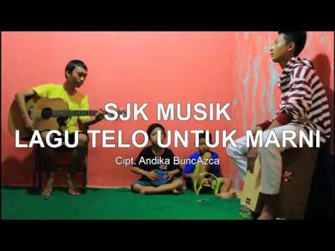 SJK MUSIK - Lagu Dari Telo Untuk Marni (akustik)