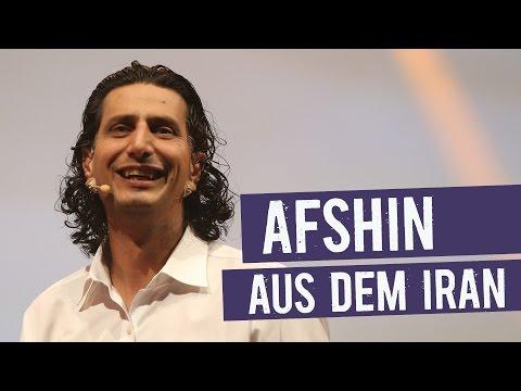 Open Doors Jugendtag 2016: Afshin aus dem Iran