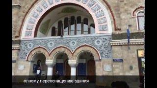 Железнодорожный вокзал Кишинев(Постройка железнодорожных путей в Бессарабии была задумана почти за три десятилетия до строительства..., 2016-02-19T19:18:18.000Z)