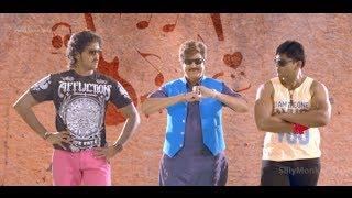 Pandavulu Pandavulu Tummeda Title Song - Mohan Babu, Vishnu, Manoj, Raveena Tandon, Hansika