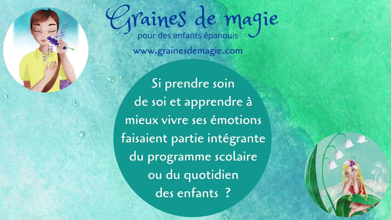 Graines de magie   méthode pédagogique et matériel ludique pour des enfants épanouis