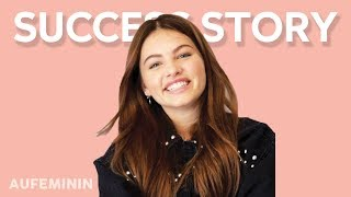 SUCCESS STORY : THYLANE BLONDEAU, LA PLUS BELLE PETITE FILLE DU MONDE | AUFEMININ