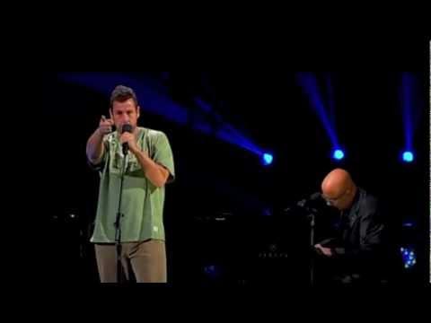 Adam Sandler's Hallelujah Song