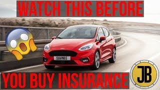 How To Get CHEAPER INSURANCE On Your First Car (*HUGE SAVINGS*)