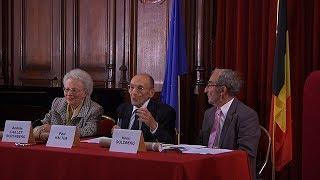 P. Halter - Président de la Fondation Auschwitz - 2011-09
