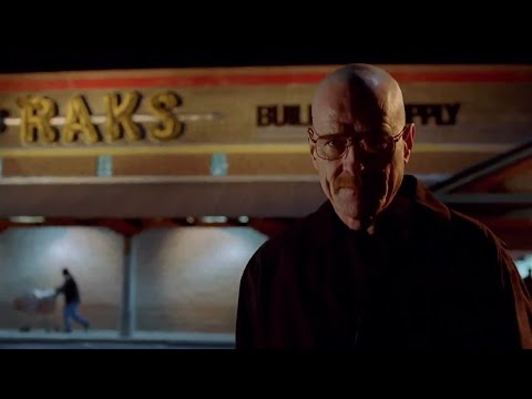 The moment when Mr. White becomes Heisenberg
