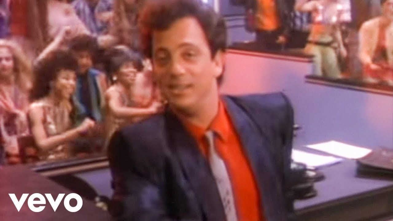 Flashback Video: 'Keeping the Faith' by Billy Joel