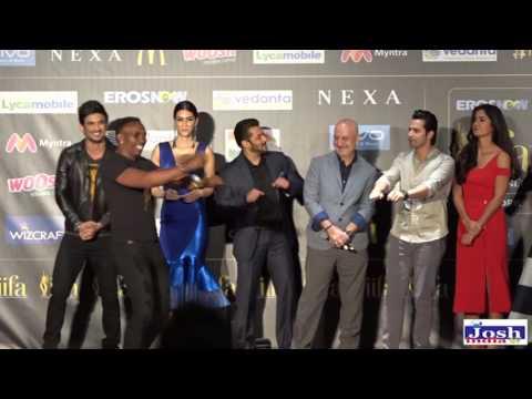 JOSH INDIA TV - iifa Awards 2017 Newyork-DJ Bravo (Must Watch)