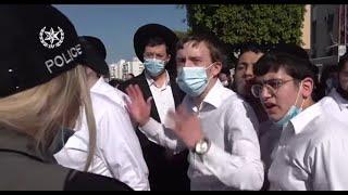 """Кто угрожает """"русской"""" столице Израиля?"""