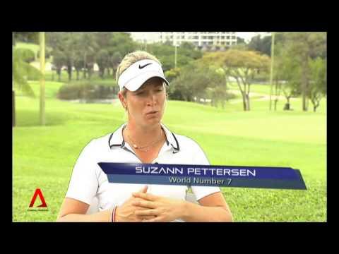 Interview - Suzann Pettersen