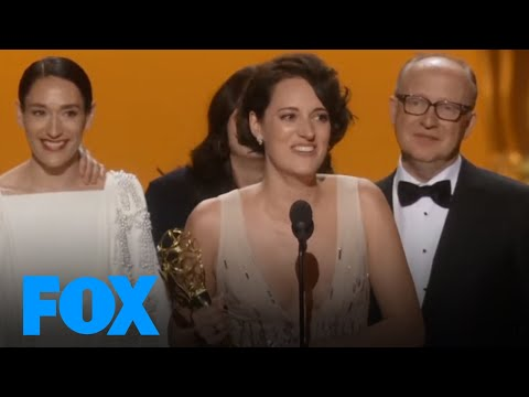 Fleabag Wins Best Comedy Series | EMMYS LIVE! 2019