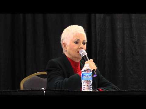 Shirley Jones Q&A: Steel City Con Apr 2016