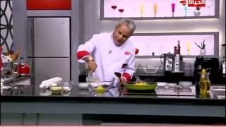 برنامج المطبخ – فطيرة الدجاج بالخضروات – الشيف يسرى خميس – Al-matbkh
