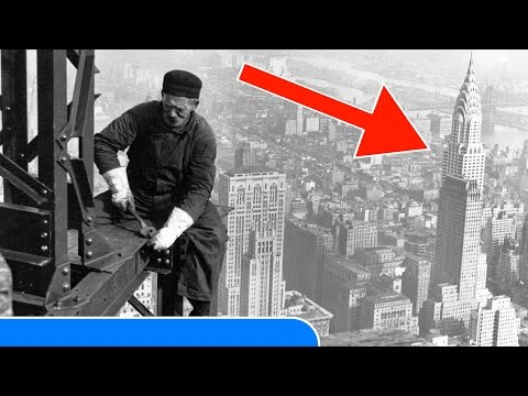 25 Photos that show you the HARD life of Workers 100 years ago!