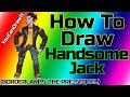 Handsome Jack Art