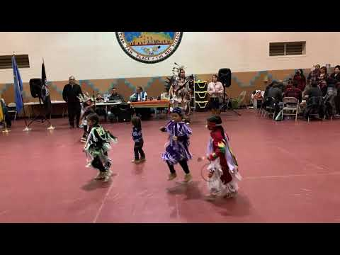 Pino Sees Taos Day School Pow Wow Video