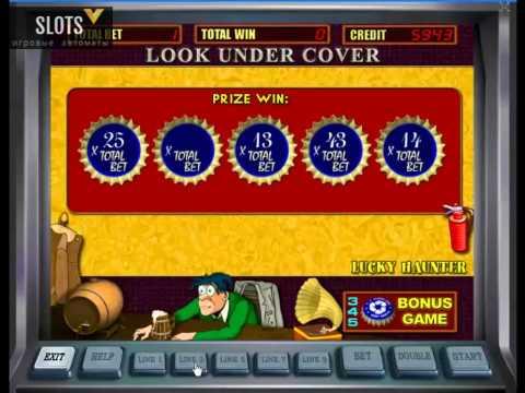 Играть бесплатно в Крышки в онлайн казино без
