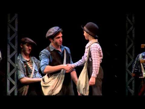 Broadway In Utah Presents - Newsies