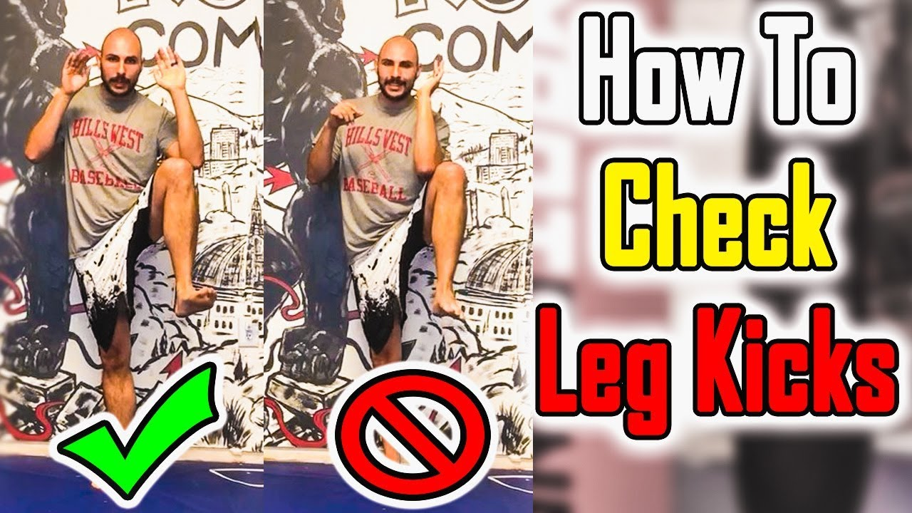 Learn Muay Thai with Mike | Episode 02 - How To Check Leg Kicks