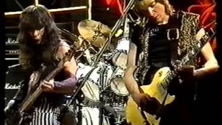 Iron Maiden Innocent Exile live 1981