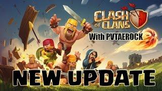 Clash of Clans - CLAN WAR MATCHMAKING REVAMP - New Update/Sneak Peek