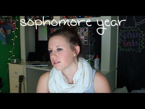 HIGH SCHOOL ADVICE: SOPHOMORE YEAR