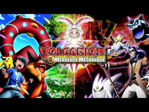 volcanion et la merveille mécanique