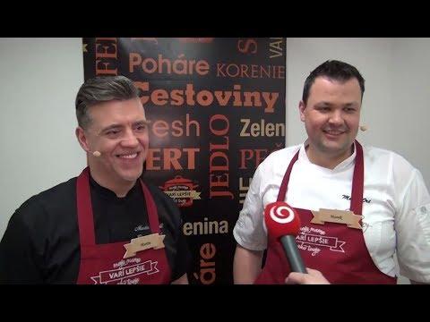 Proti Ivanovi a Ferovi si zavarili Ort s Korbeličom (MOJA MAMA VARÍ LEPŠIE AKO TVOJA)