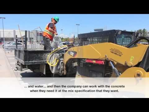 U. Emme Helps Canadian contractor with Mobile Small-Batch Concrete Production