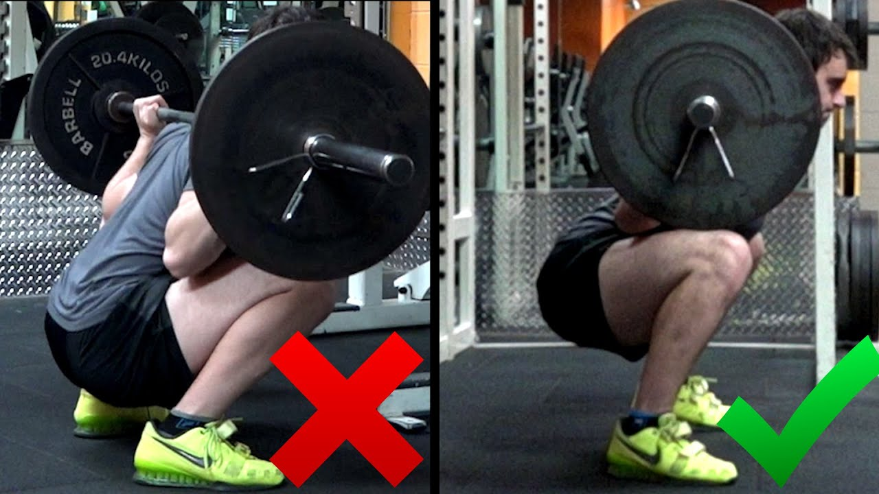 How To Squat Higher (For Powerlifting) - YouTube