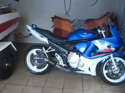 suzuki gsx 650f tuning tunada modificada do solid youtube. Black Bedroom Furniture Sets. Home Design Ideas