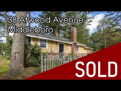 38 Atwood Ave Middleboro, MA 02346 - Single Family - Real Estate - For Sale