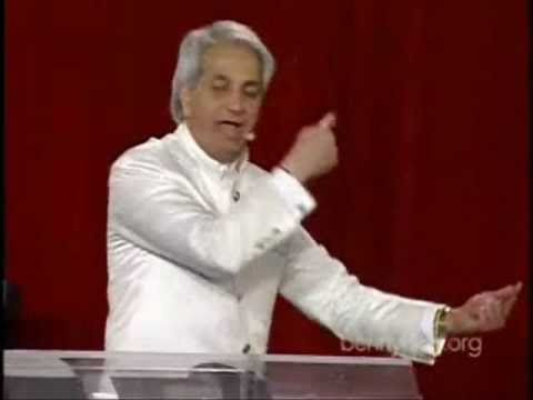 Benny Hinn - Prayer is more important than Power