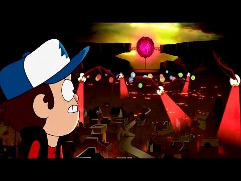 Gravity Falls : Raromagedon Parte 1 - Review