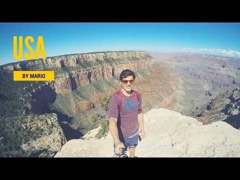 Mario's Exchange Year in Washington, USA | STS High School